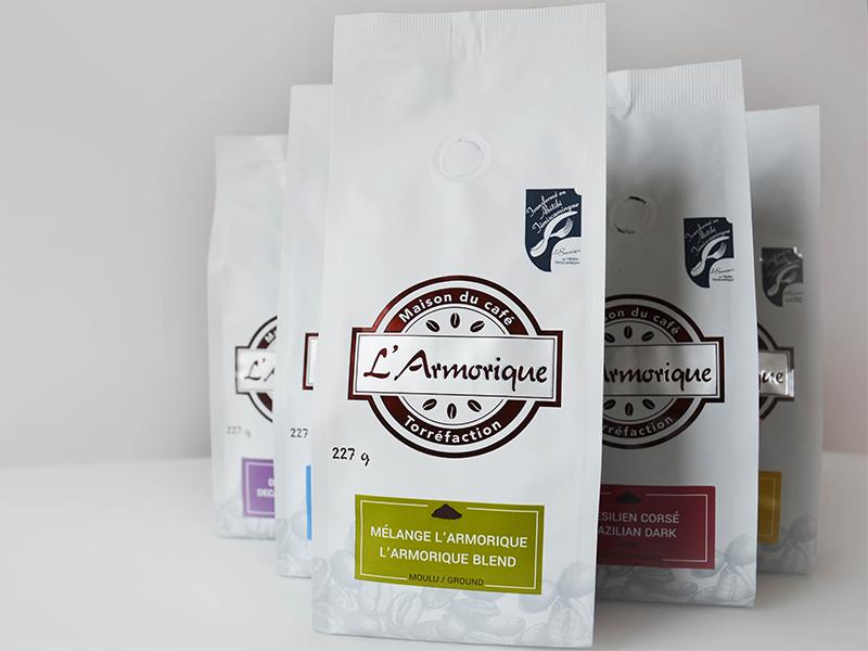 sac cafe larmorique valdor