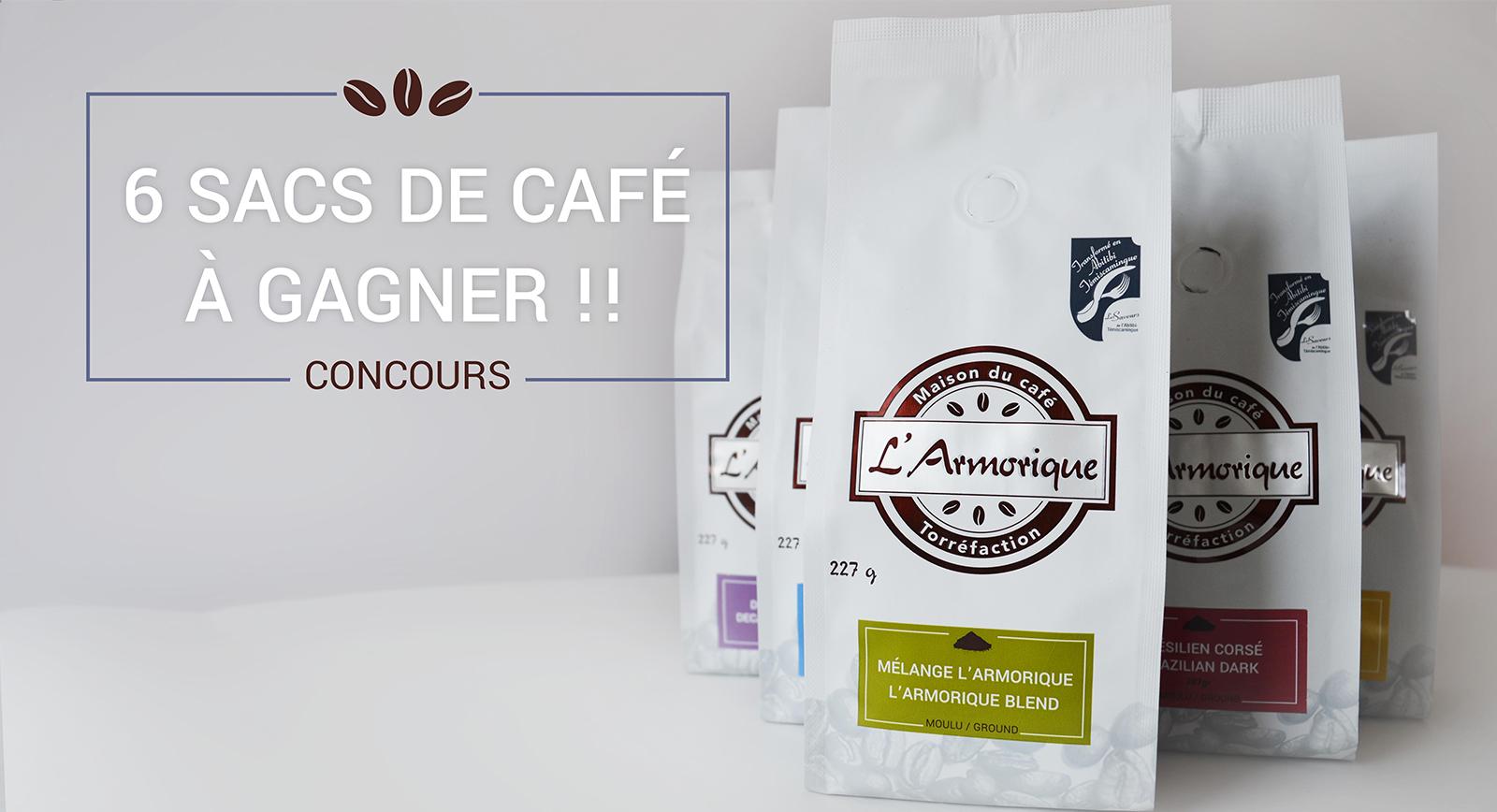 Concours Café Armorique